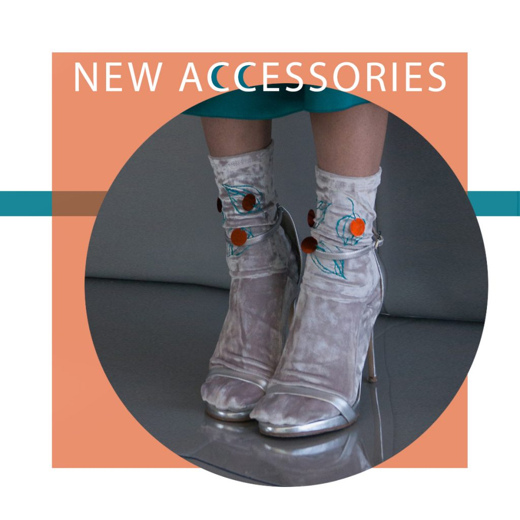 New accessories with line